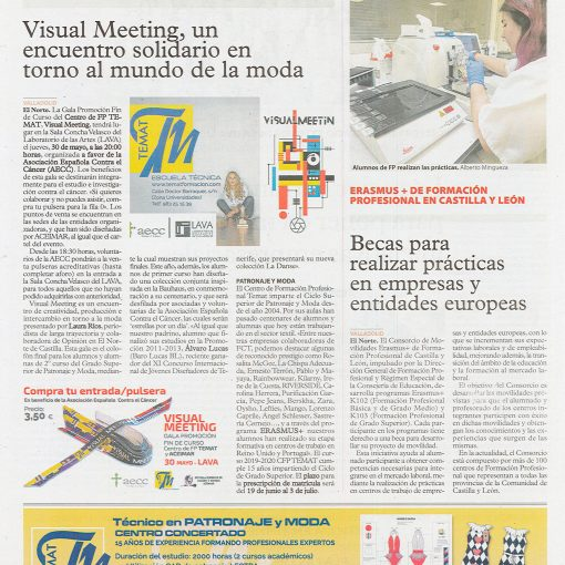 Visual Meeting en El Norte de Castilla