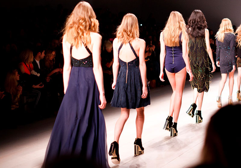 Desfiles, Diseño de moda