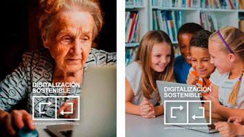 Campaña Digitalización sostenible