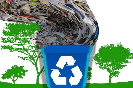 Reciclamos papel